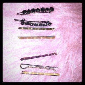 Accessories - Vintage bobbie-pins and barrettes💥